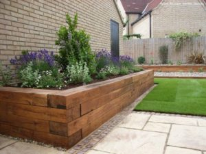 Raised Foundation Planters Landscaping Plant Containers Such As Flower Bo Planter And Other Fixed Open Are Often Built Right Up